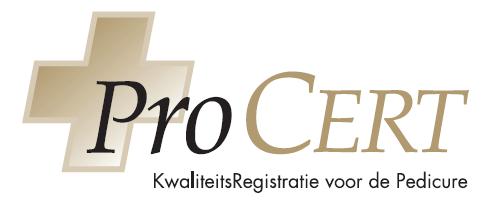 Wij zijn aangesloten bij ProCert!
