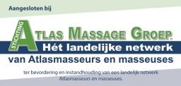 Wij zijn aangesloten bij Atlas Massage Groep!